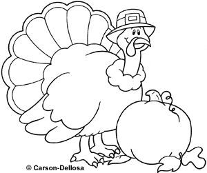 Turkeys clipart coloring page. Turkey black and white