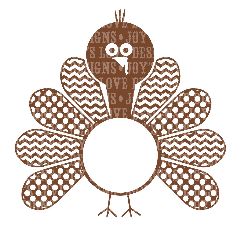Turkeys clipart monogram. Pin by catherine wolfe