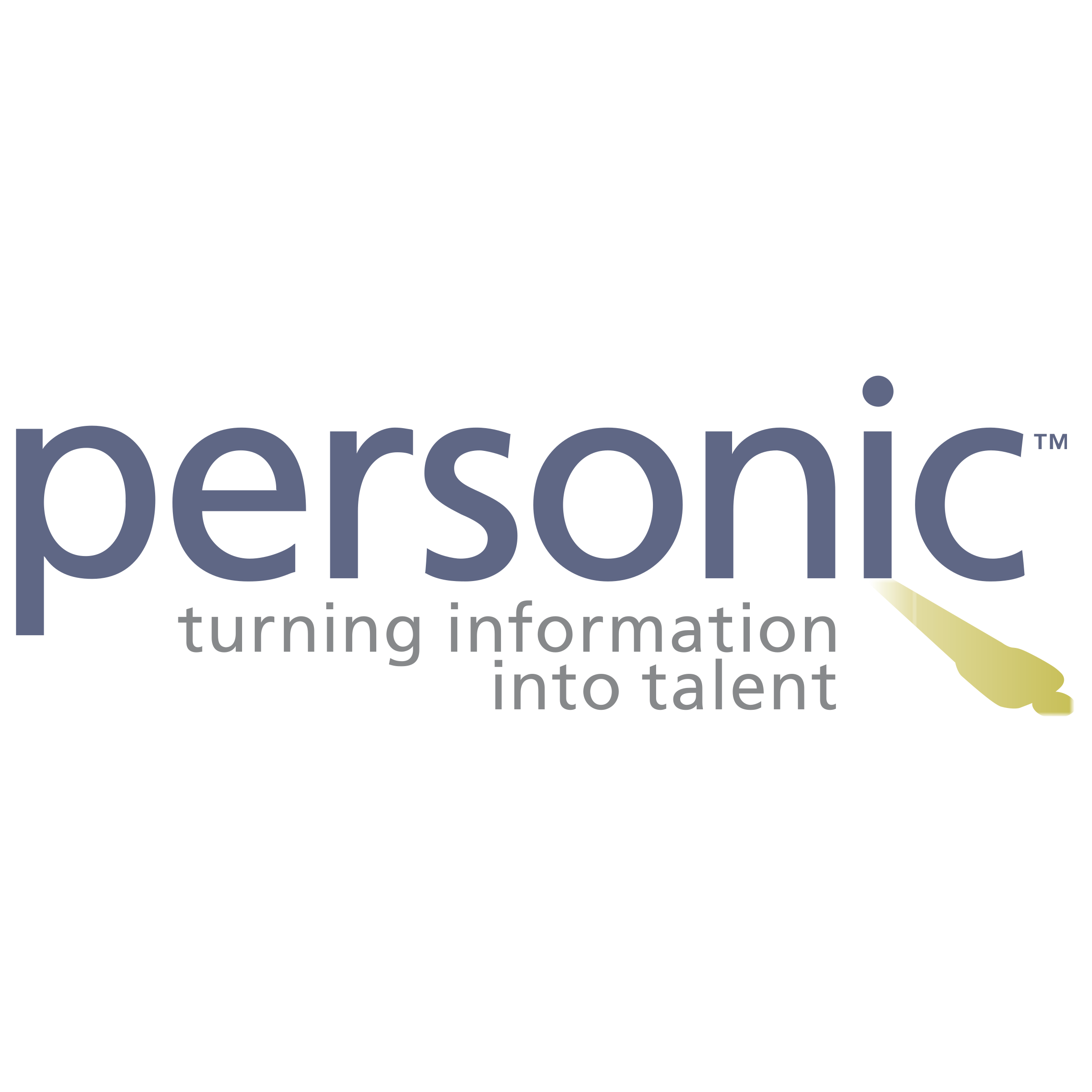 Turn png into vector. Personic software logo transparent