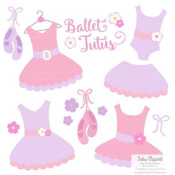 Tutu clipart ballet dress. Girls fresh tutus