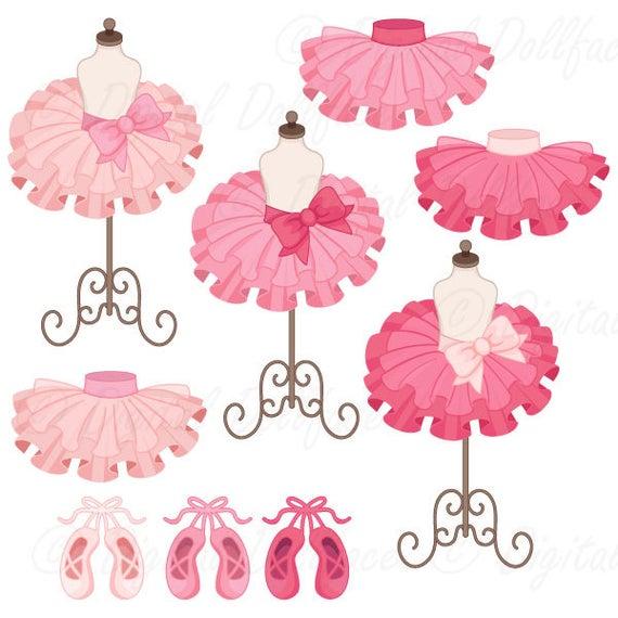Tutu clipart ballet tutu. Ballerina clip art party