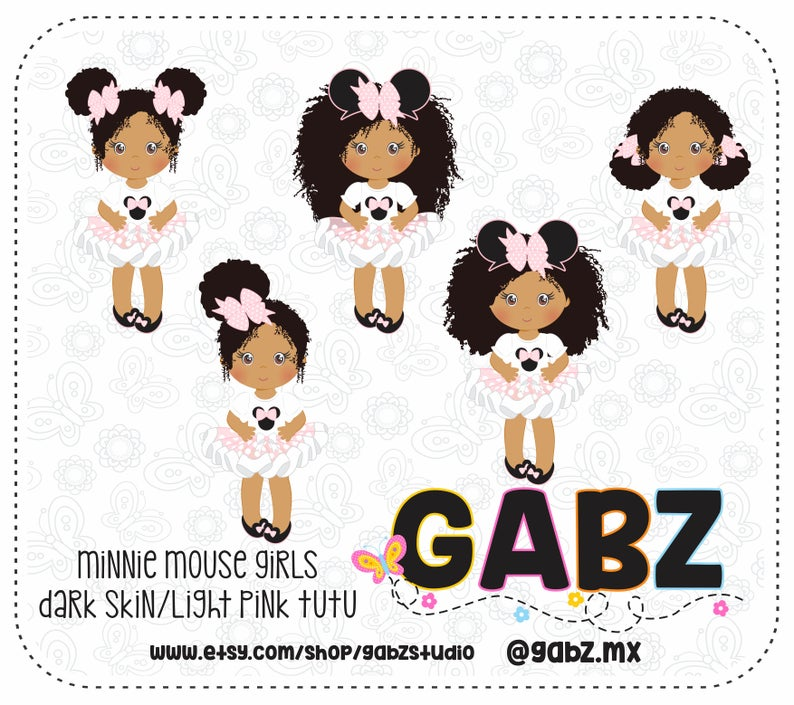 Minnie mouse girls dark. Tutu clipart pale pink
