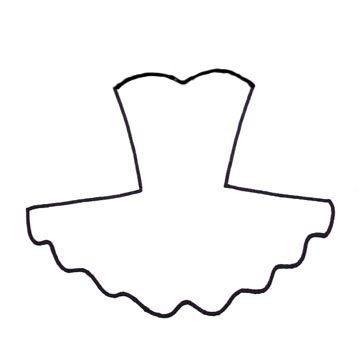 Tutu clipart silhouette. Free download best on