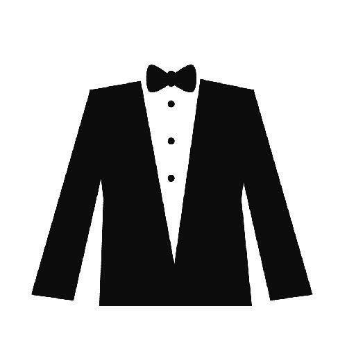 . Tuxedo clipart