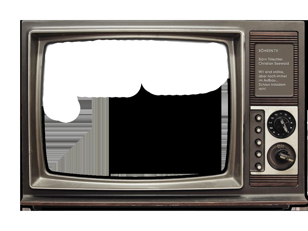 Tv frame png. Television show set display