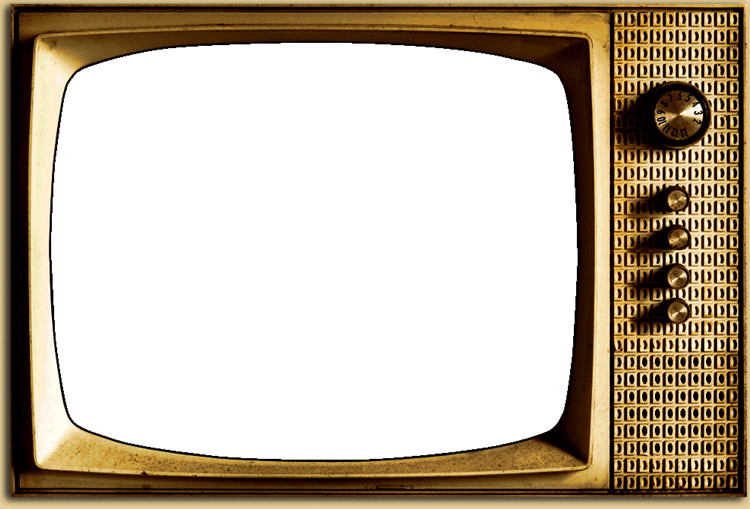 Television transparent pictures free. Tv frame png