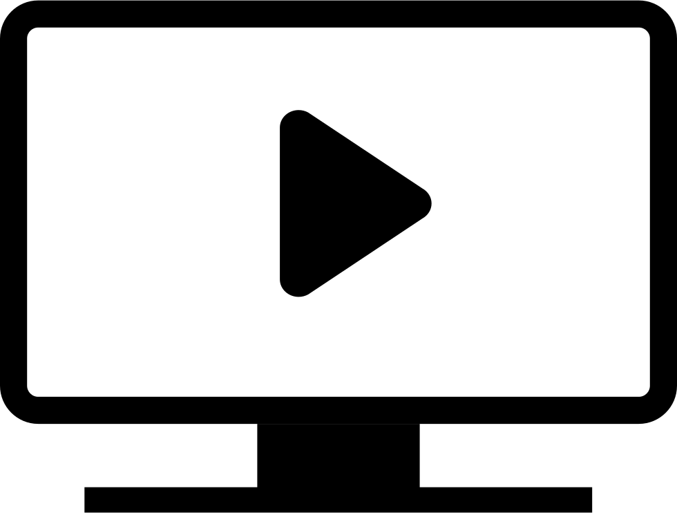 Tv icon png. Svg free download onlinewebfonts