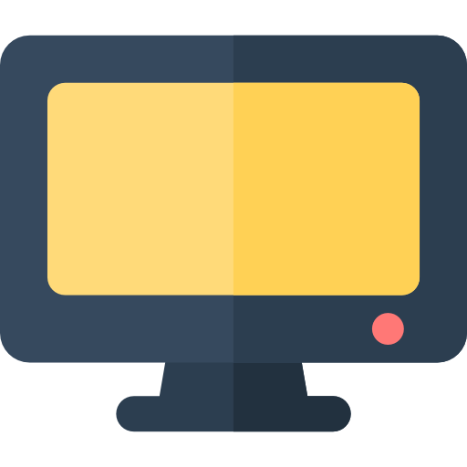 Tv icon png. Page svg