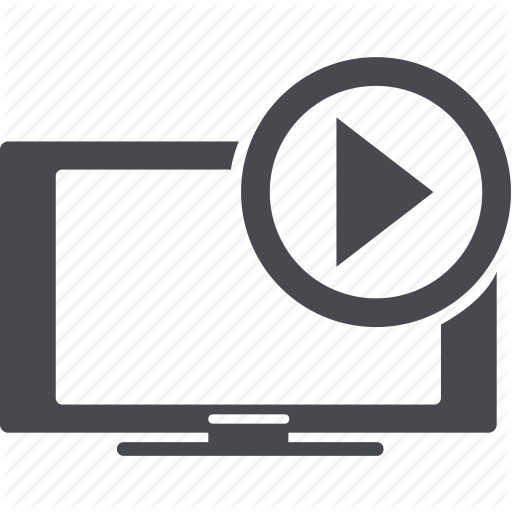 Media and communication by. Tv icon png