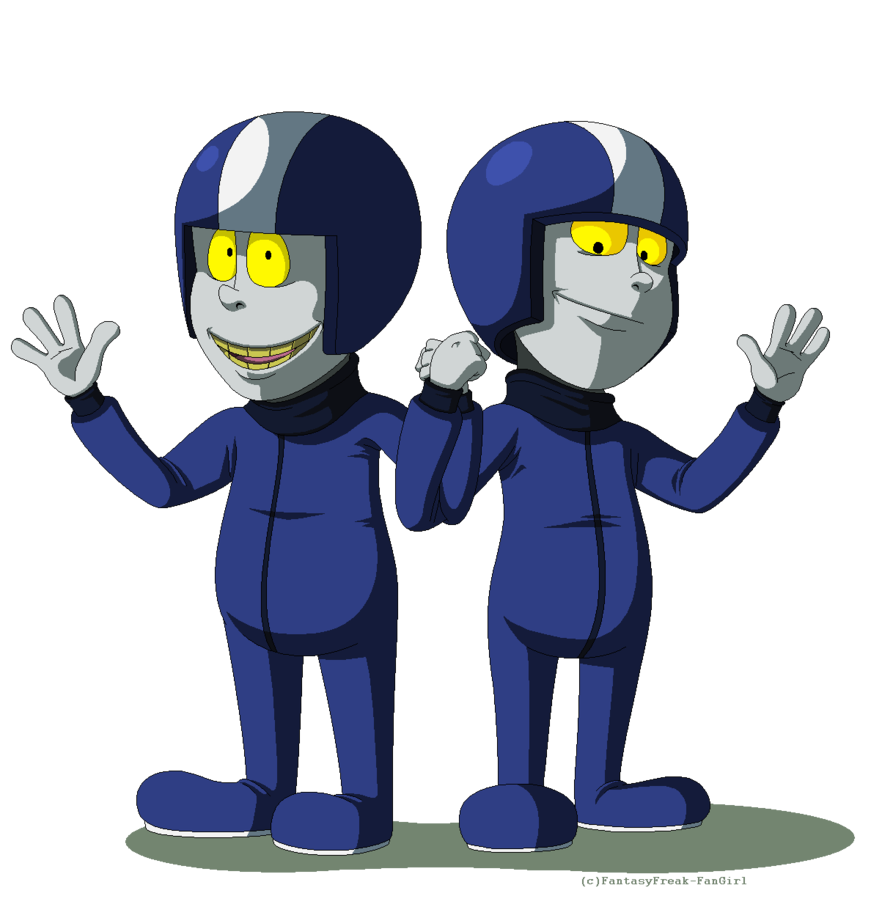 The turbo by fantasyfreak. Twins clipart girl painting