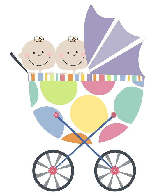 Twins clipart twin baby. Free babies cliparts download