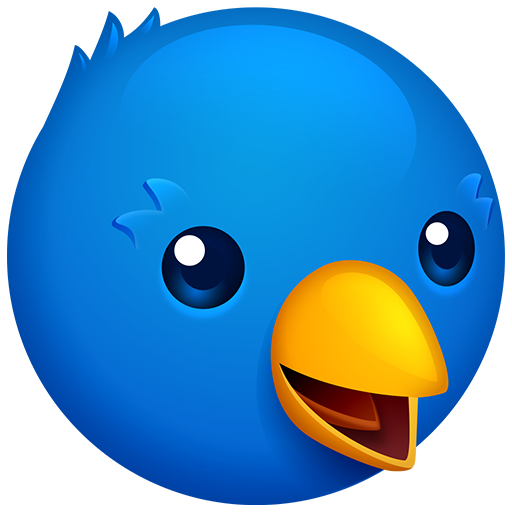 Twitter app icon png. Twitterrific your way