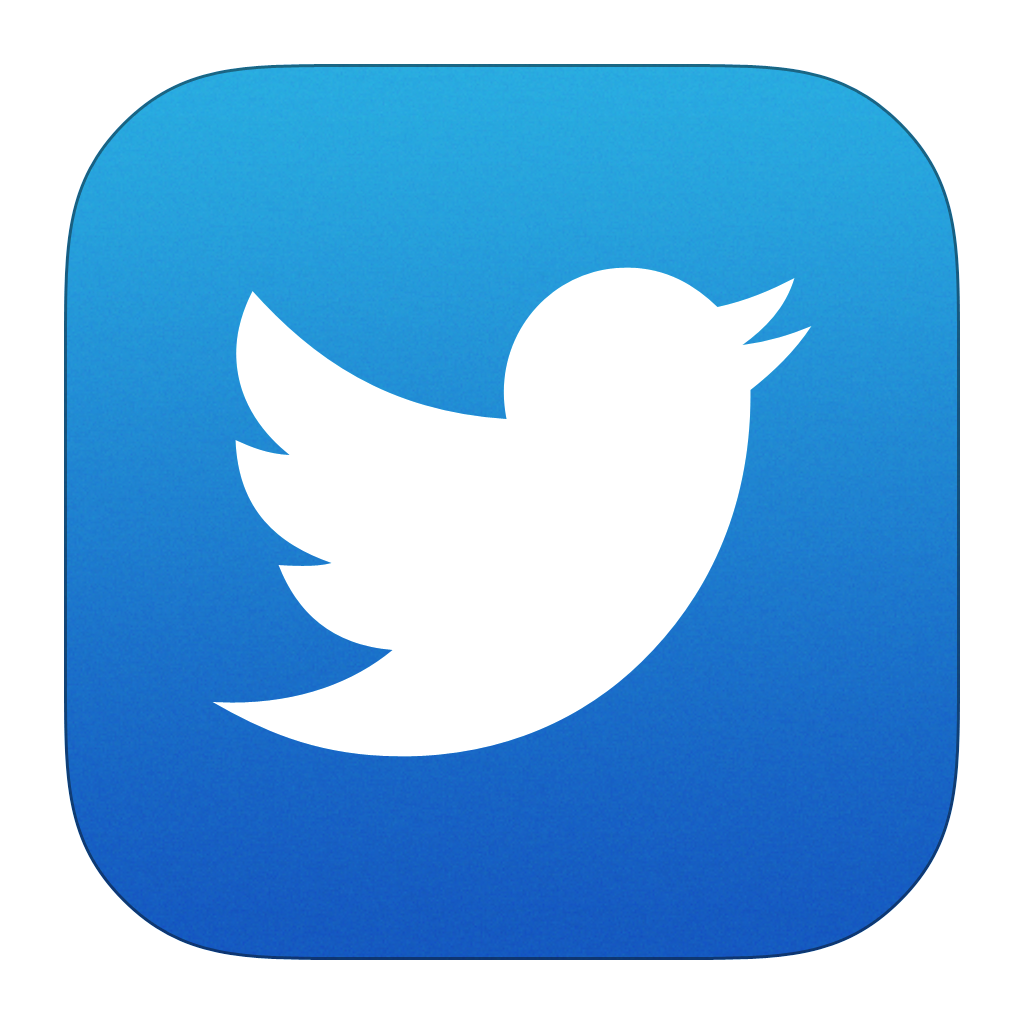 Twitter app icon png. Ios style iconset iynque