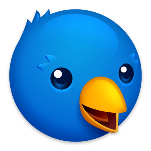 Twitter app icon png. Twitterrific for macos gallery