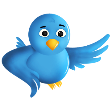 Icon more. Twitter bird png