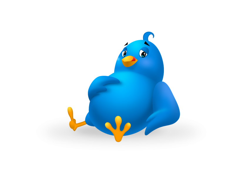 Twitter bird png. Graphic freebie icreative media