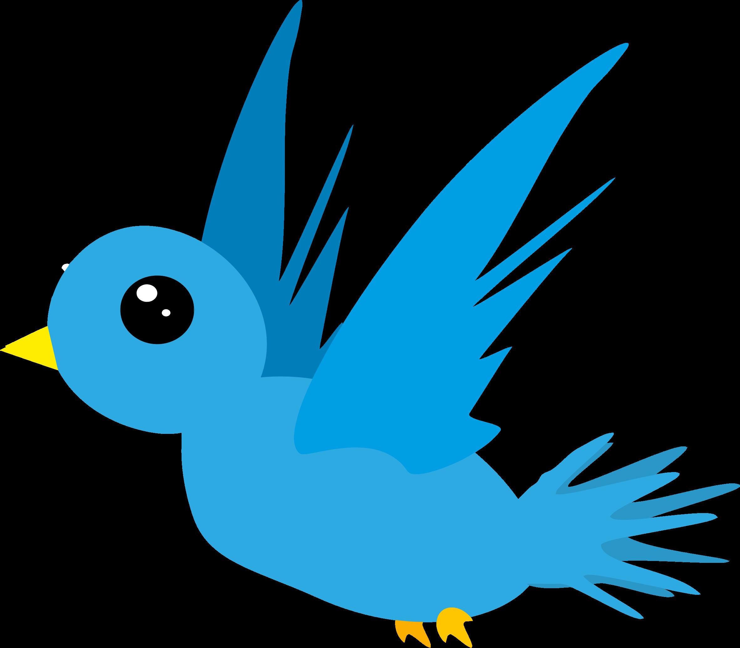 Twitter bird png transparent. Bluebird clipart small pencil