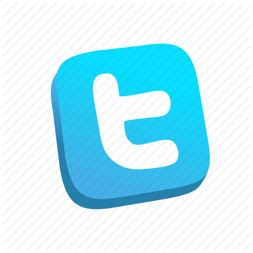 Twitter buttons png. By lunarground com icon
