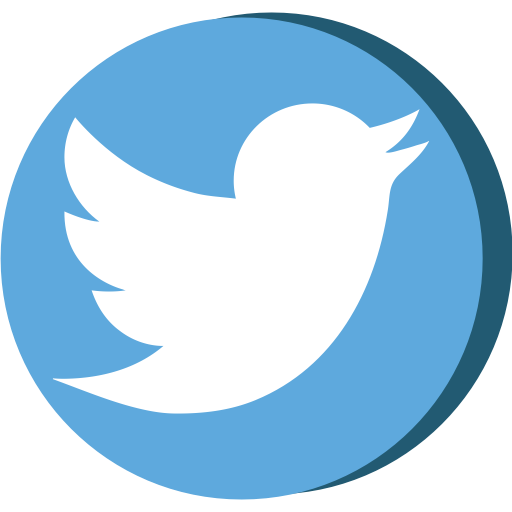 Tweet page ico . Twitter circle icon png