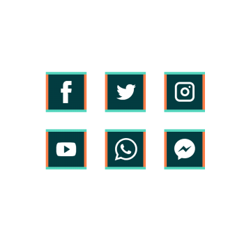 Twitter facebook png. Instagram vectors psd and