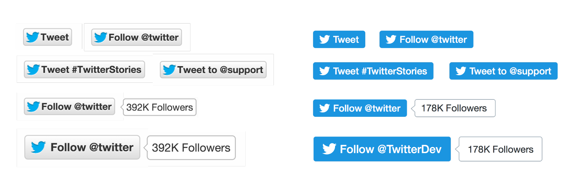 Is launching redesigned and. Twitter follow button png