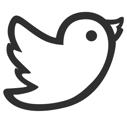 Twitter icon black png. Icons for free chirrup