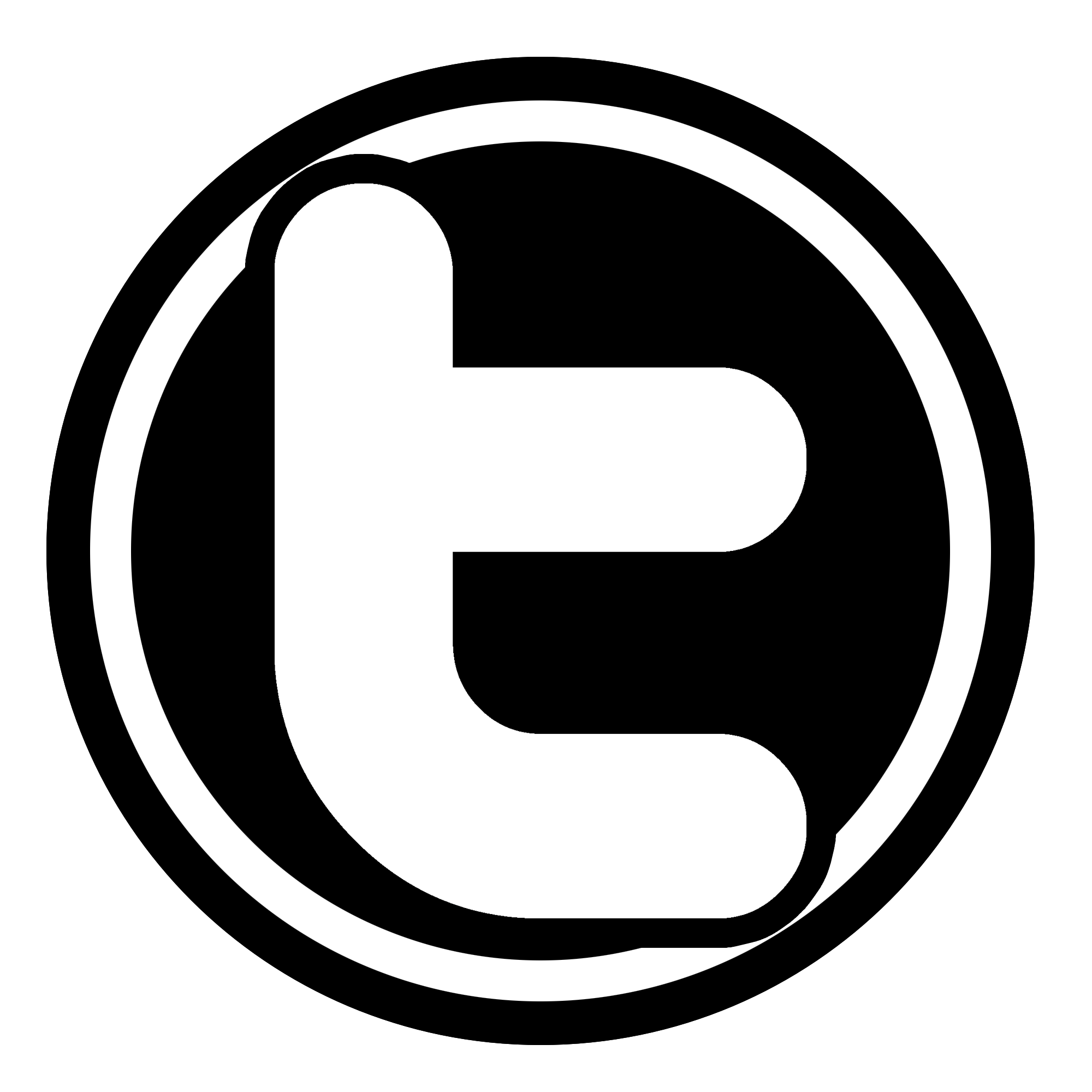 Twitter icon png black. File b w wikimedia