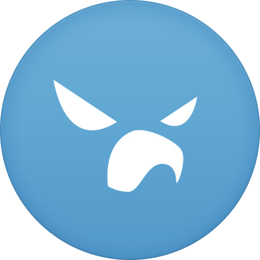 Twitter icon png circle. Falcon pro for addon