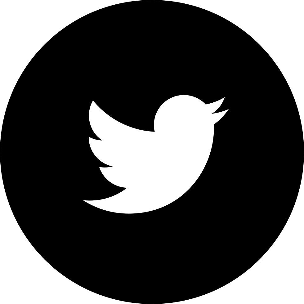 With svg free download. Twitter icon png circle