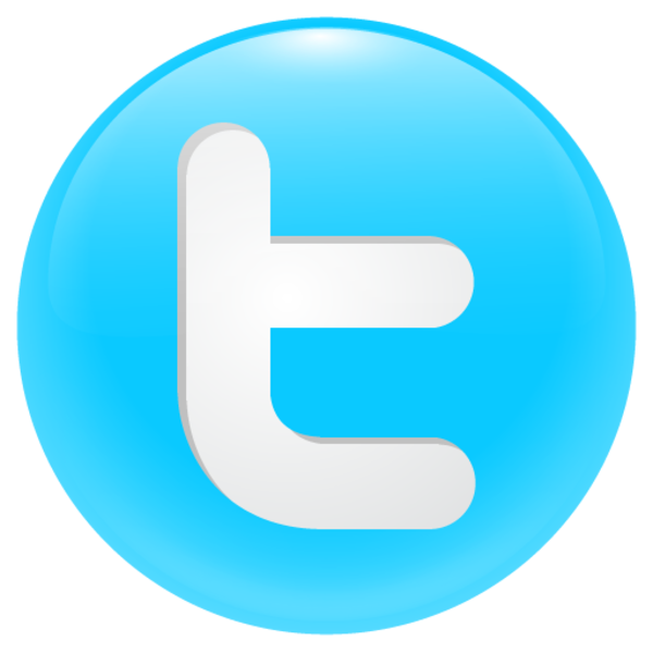 Round button free images. Twitter icon vector png
