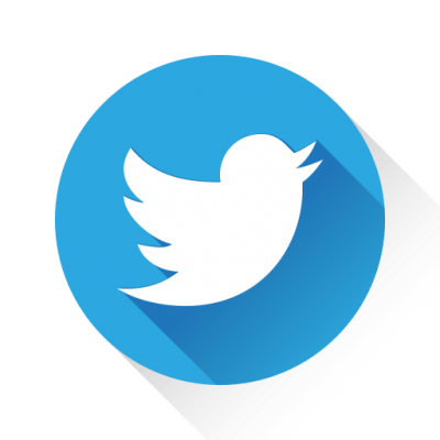 Twitter icon white png. Download free transparent image