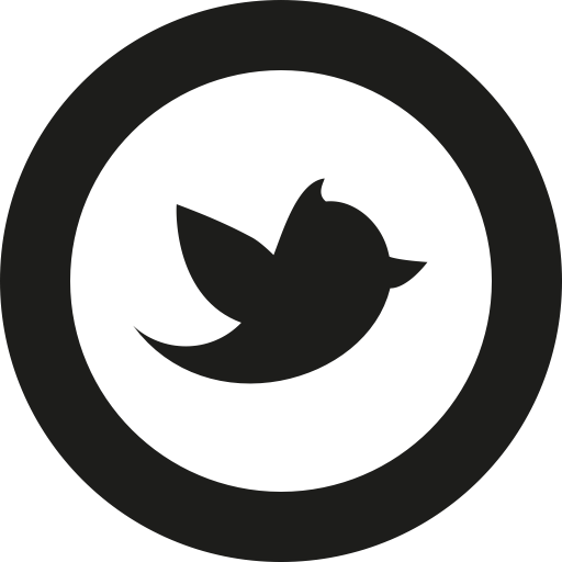 Size. Twitter icon white png