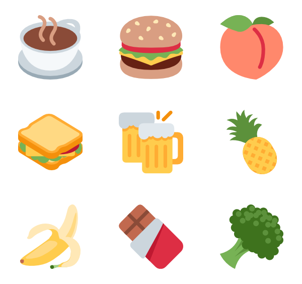 Twitter icons png transparent. Free vector food and
