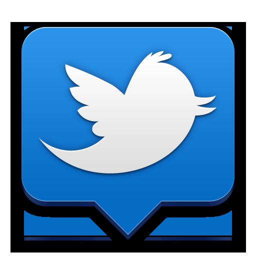 Twitter png logo. By melitutorials on deviantart