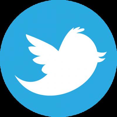 Twitter png logo. Download free transparent image