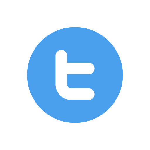 Ui flat by vectto. Twitter t png