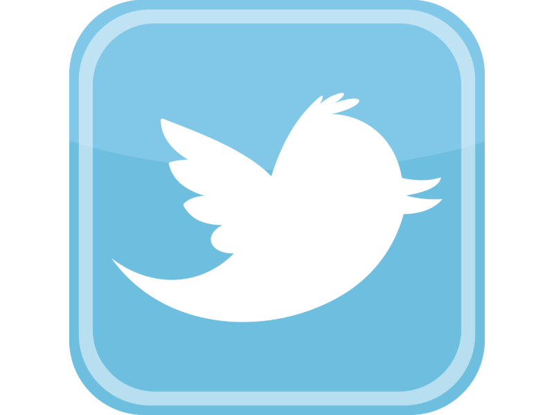 Twitter transparent png. Logo svg vector freebie