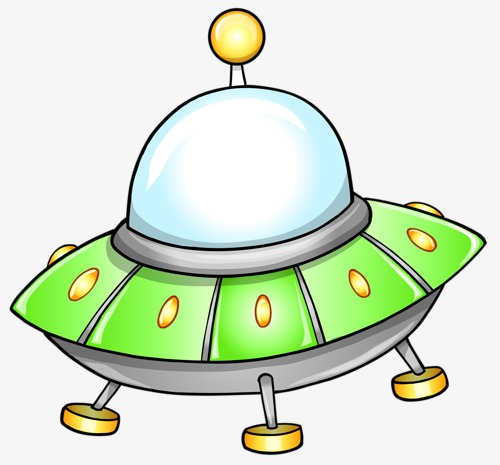 Ufo clipart. Space tools universe outer