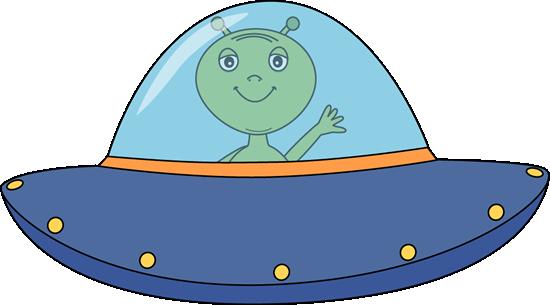 Alien . Ufo clipart
