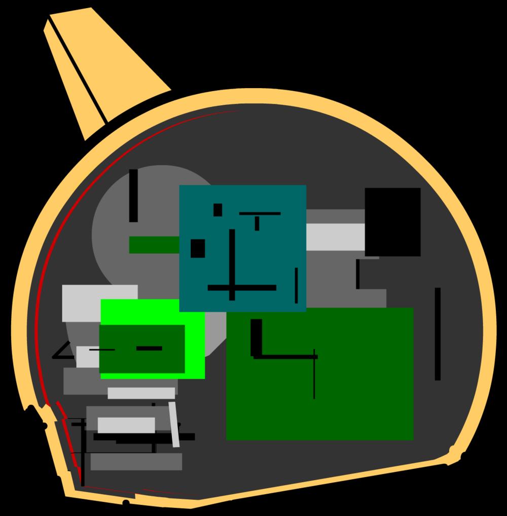 Ufo clipart alien inside. Robot fighting li qian