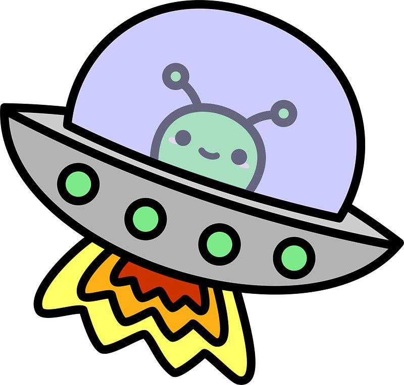 Ufo clipart alien inside. Pin on wallpaper