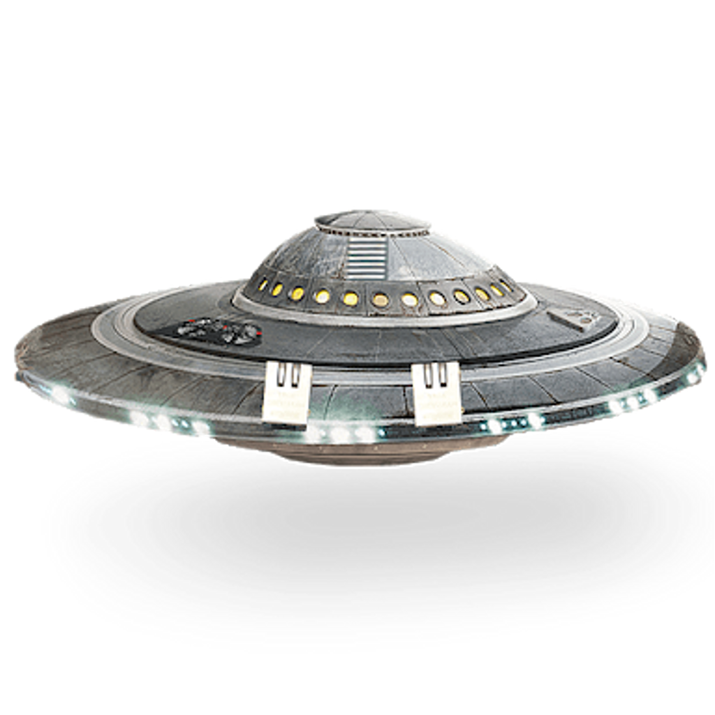 Ufo clipart alien spacecraft. Space ftestickers