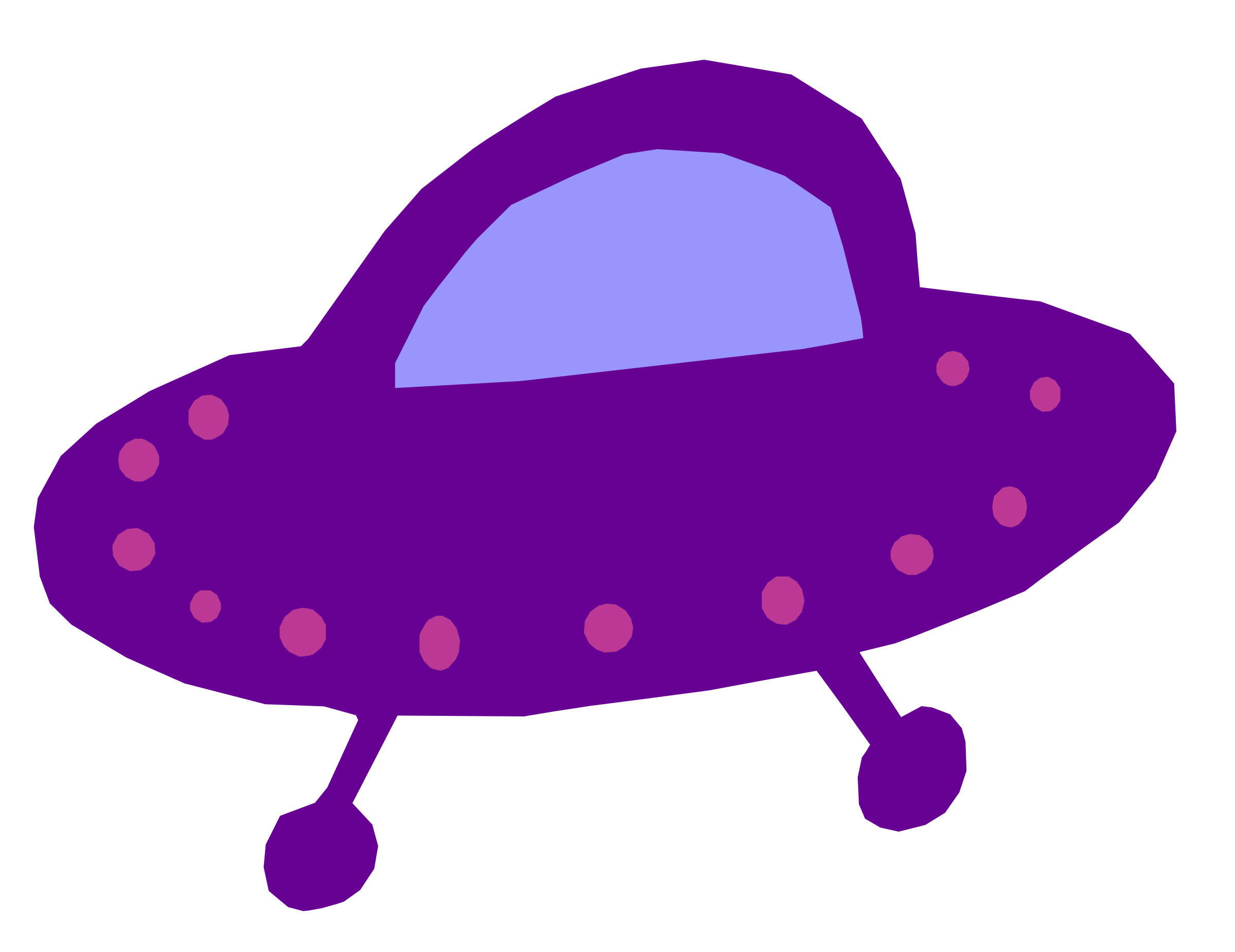 Ufo clipart colorful. Purple refixed icons png
