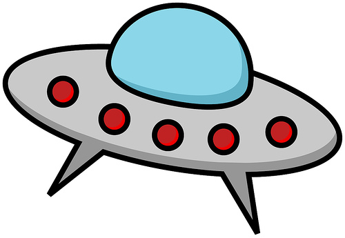 Ufo clipart cool. Free flying saucer cliparts