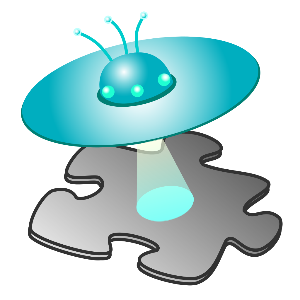 Ufo clipart file. Template svg wikipedia fileufo