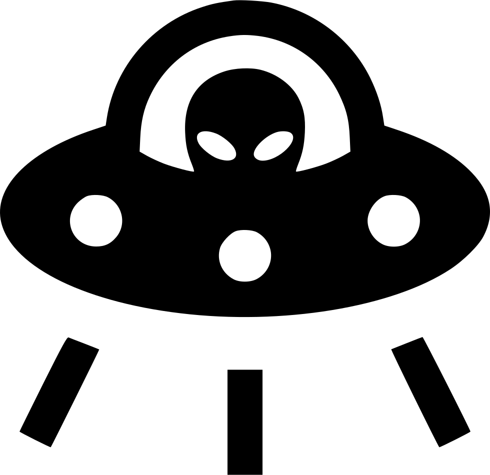 Svg frames illustrations hd. Ufo clipart intruder