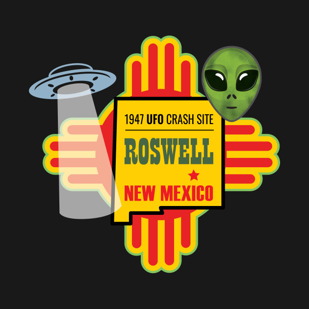 Ufo clipart roswell. Nm new mexico alien