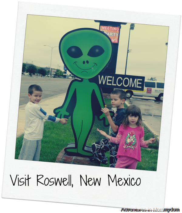Ufo clipart roswell. New mexico road trips
