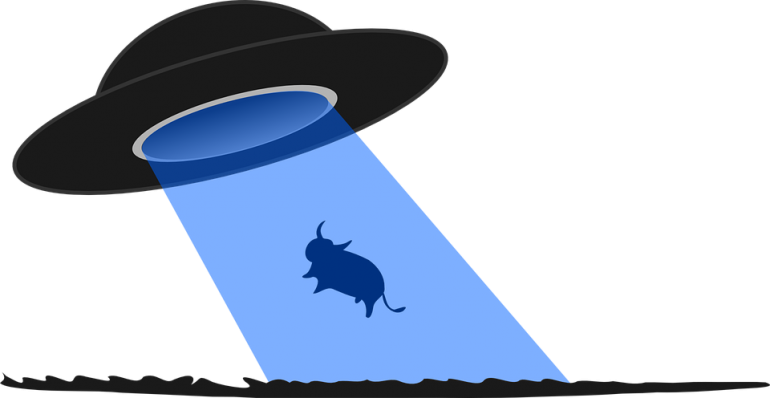 What really happened in. Ufo clipart roswell