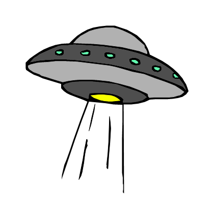 Free download clip art. Ufo clipart simple cartoon